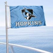 JHU Blue Jays Boat Nautical Flag