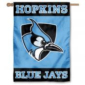JHU Blue Jays House Flag