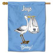 JHU Blue Jays New Baby Banner
