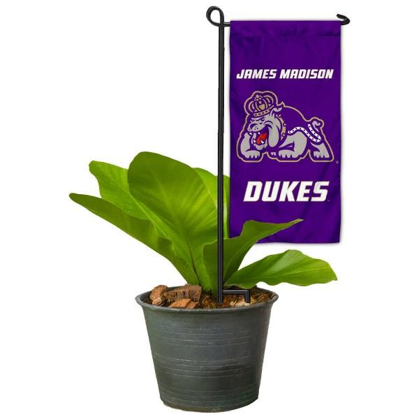JMU Dukes Mini Garden Flag and Table Topper