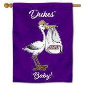 JMU Dukes New Baby Banner