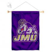 JMU Dukes Small Wall and Window Banner