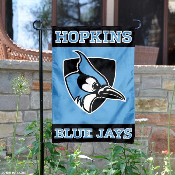 Johns Hopkins Blue Jays Garden Flag