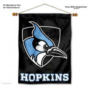 Johns Hopkins Blue Jays Wall Hanging