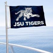 JSU Tigers Boat Nautical Flag