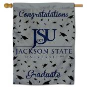 JSU Tigers Graduation Banner