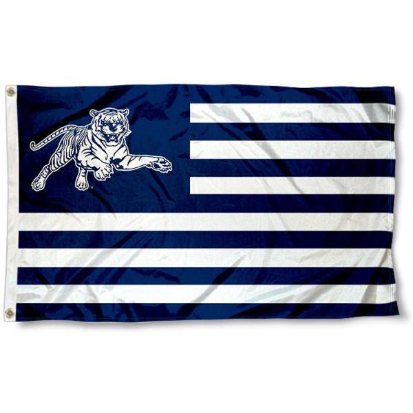 JSU Tigers Nation Flag