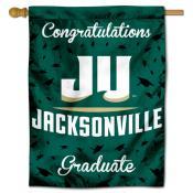 JU Dolphins Graduation Banner