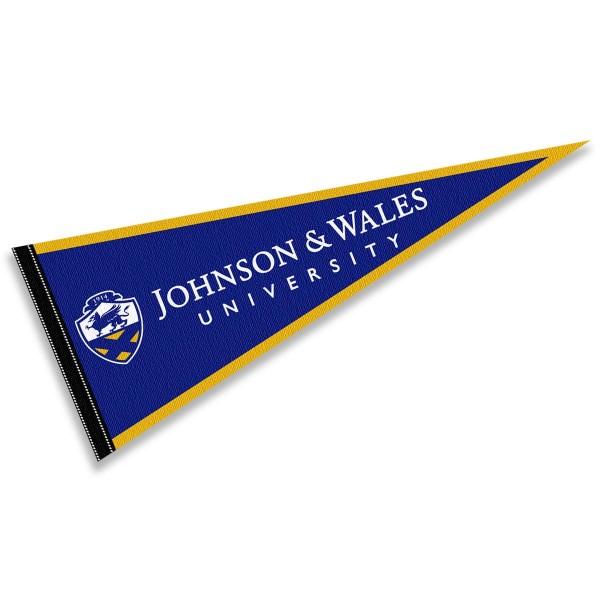 JWU Wildcats Pennant