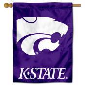 K State Polyester House Flag