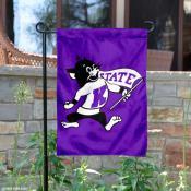 K-State Vintage Logo Garden Flag