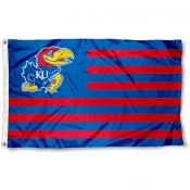 Kansas Jayhawk Nation Flag