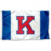 Kansas Jayhawks Big K Flag