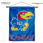 Kansas Jayhawks Wall Hanging