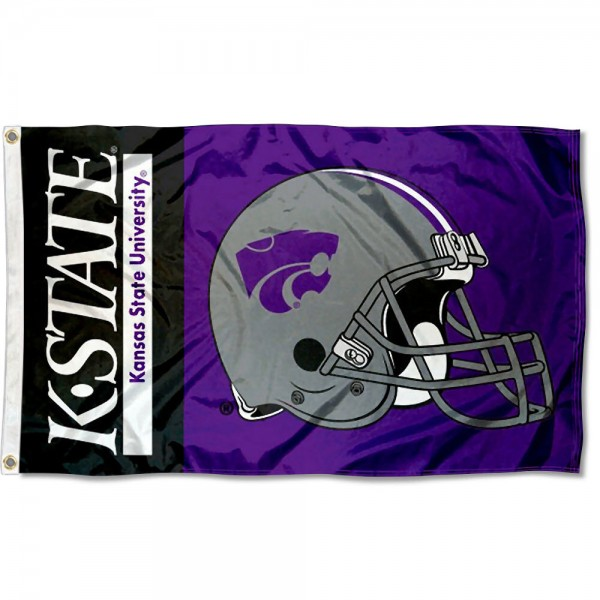 Kansas State Football Flag
