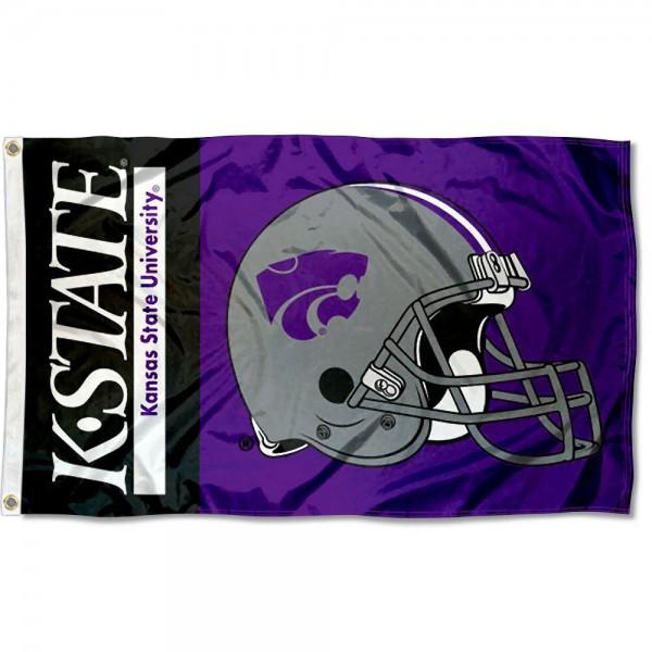 Kansas State Football Flag