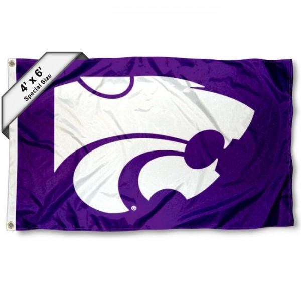 Kansas State Wildcats 4'x6' Flag
