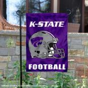 Kansas State Wildcats Football Garden Flag