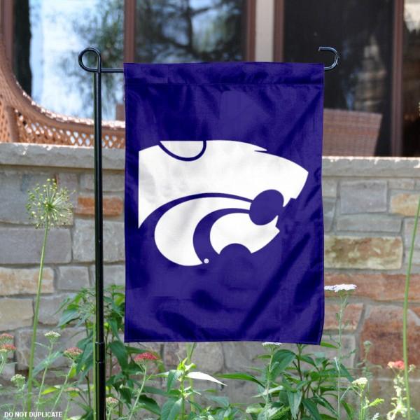 Kansas State Wildcats Garden Flag