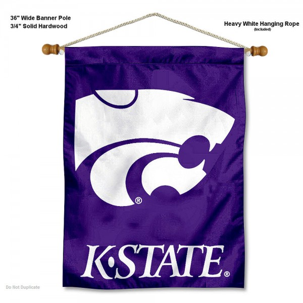 Kansas State Wildcats Wall Hanging