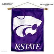Kansas State Wildcats Wall Hanging