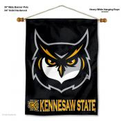 Kennesaw State Owls Wall Hanging