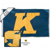 Kent State Golden Flashes 2x3 Flag