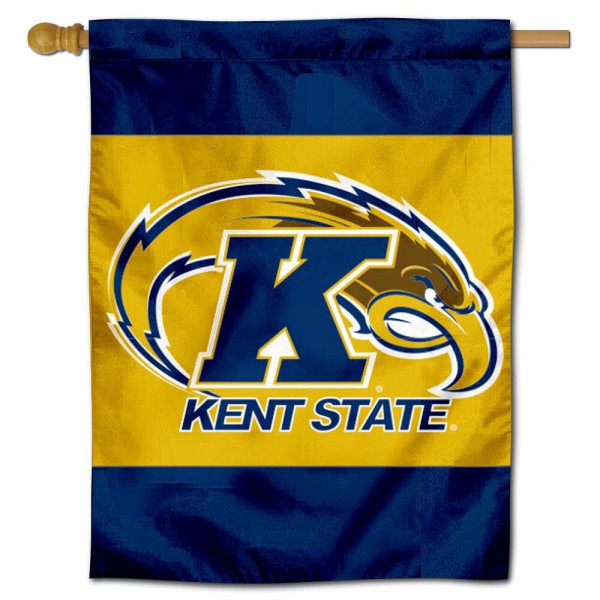 Kent State House Flag