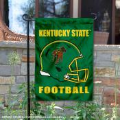 Kentucky State Thorobreds Football Garden Flag