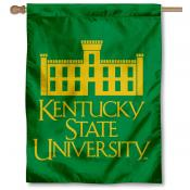 Kentucky State Thorobreds House Flag