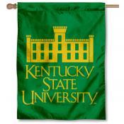 Kentucky State Thorobreds House Flag