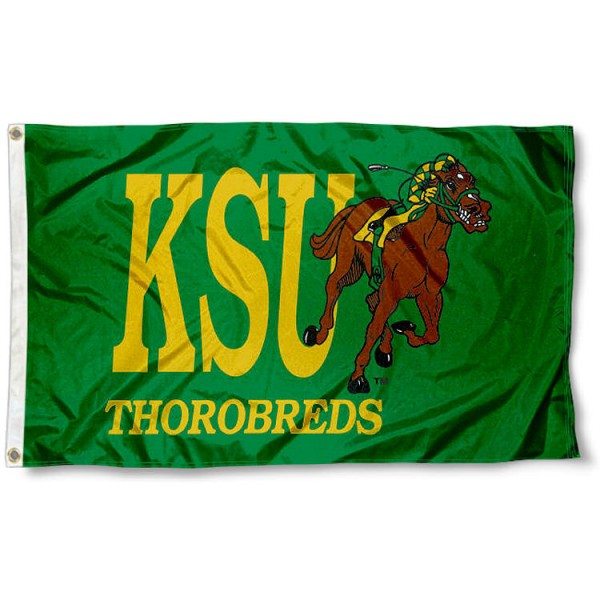 Kentucky State University Flag