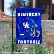 Kentucky UK Wildcats Football Garden Flag