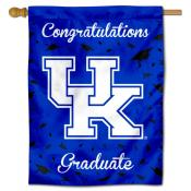 Kentucky UK Wildcats Graduation Banner