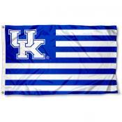 Kentucky UK Wildcats Nation Flag