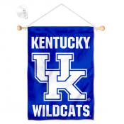 Kentucky UK Wildcats Small Wall and Window Banner