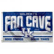 Kentucky Wildcats Man Cave Dorm Room 3x5 Banner Flag
