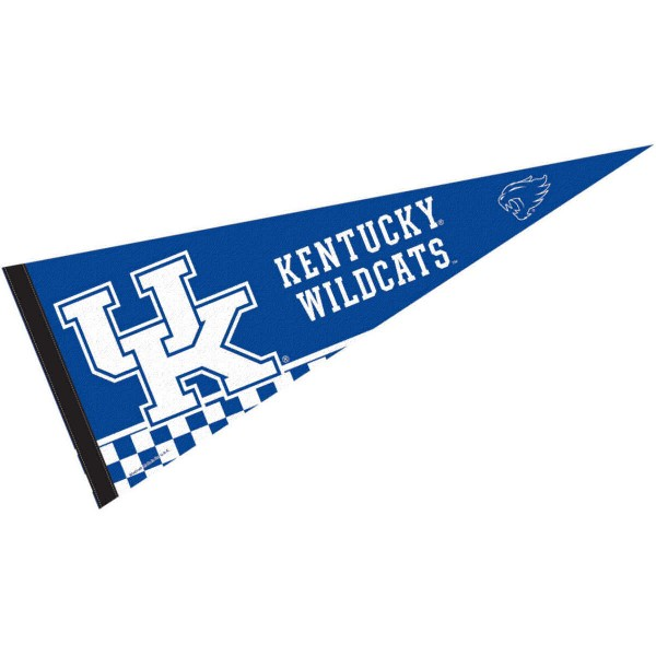 Kentucky Wildcats Pennant