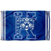 Kentucky Wildcats Retro Vintage 3x5 Feet Banner Flag