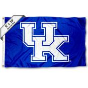 Kentucky Wildcats UK Logo 6x10 Large Flag
