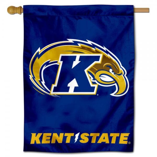 KSU Golden Flashes House Flag