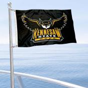 KSU Owls Boat Nautical Flag