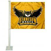 KSU Owls Car Flag