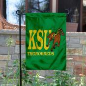 KSU Thorobreds Garden Banner