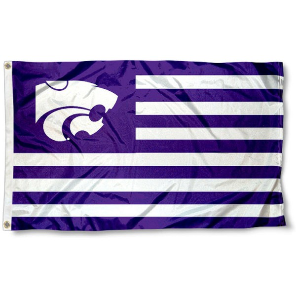 KSU Wildcat Nation Flag