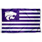 KSU Wildcat Nation Flag