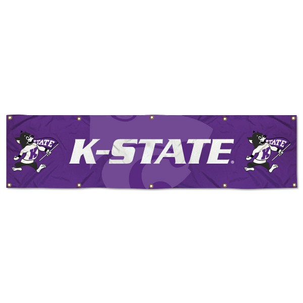 KSU Wildcats 2x8 Banner