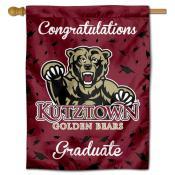 KU Bears Graduation Banner
