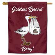 KU Bears New Baby Banner