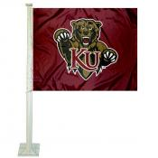 Kutztown Bears Car Flag